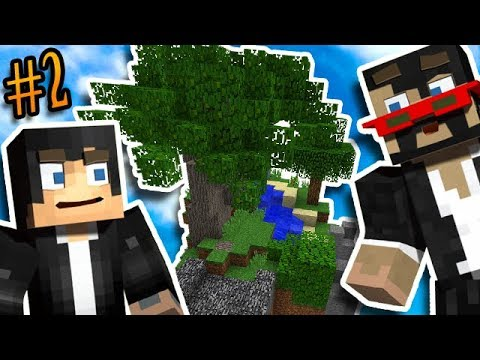 Minecraft: WE GOTTA BE RICH - Skybounds Ep. 2