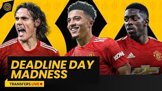 DEADLINE DAY MADNESS! - More Signings For United??