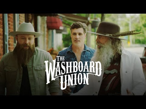 The Washboard Union - Feel Like That - Official Music Video