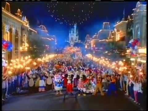 Walt disney world la fiesta de a o nuevo youtube - Fin de ano en toledo ...