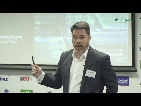Cybersecurity - Post WannaCry Landscape from a Microsoft Perspective by Michael Brick from Microsoft