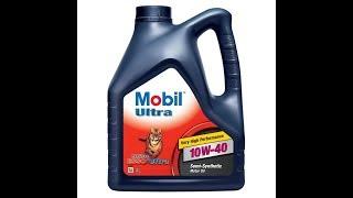 Mobil Ultra 10w40 после 8000км