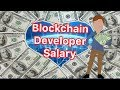 Blockchain Developer Salary Range