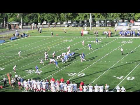 NH Sports Page Chad East-West All Star Game Highlights - 6.25.16