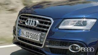 2013 Audi SQ5 (Driving - Interior - Design)
