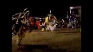 2009 Indian Hills Powwow - Mens Fancy Dance, song 1