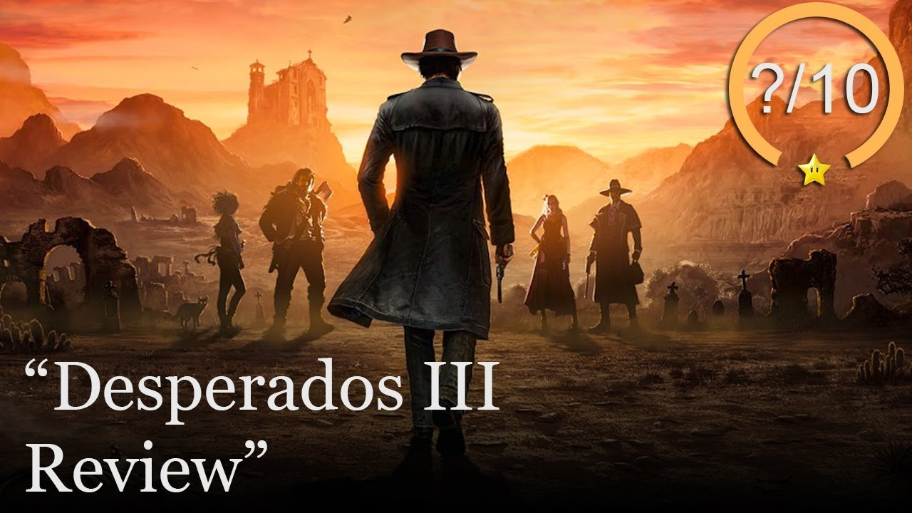 ᐅ Video Review ᐅ Desperados 3 Review Ps4 Xbox One Pc