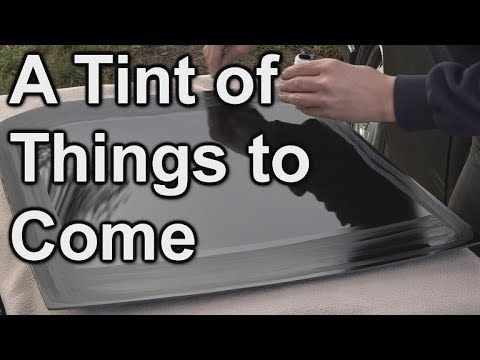 Vlog 9: installing bonded rear windows to my Toyota Proace DIY campervan conversion