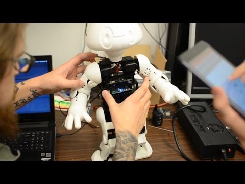 Tomorrow Daily - 063: The Google Science Fair, a custom open-source robot and more
