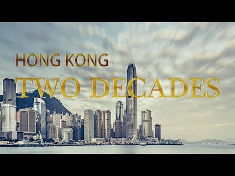 Hong Kong Two Decades: Business journalists on changes in HK market