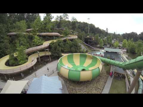 Tennessee Adventure 2014: Dollywood, Splash Country and More...