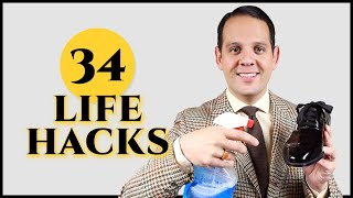 35 Incredible Men's Life Hacks Every Modern Gentleman Should Know - Gentleman's Gazette