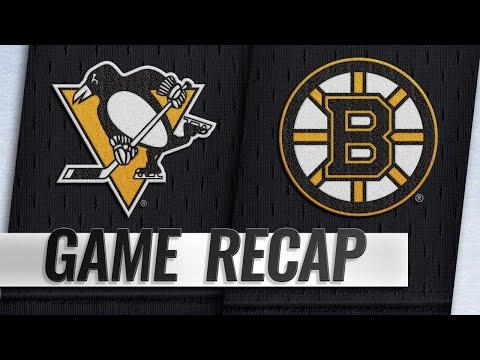 Nordstrom nets winner in OT to lift Bruins past Pens