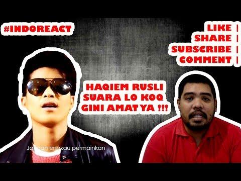 Haqiem Rusli - Sayang #INDOREACT