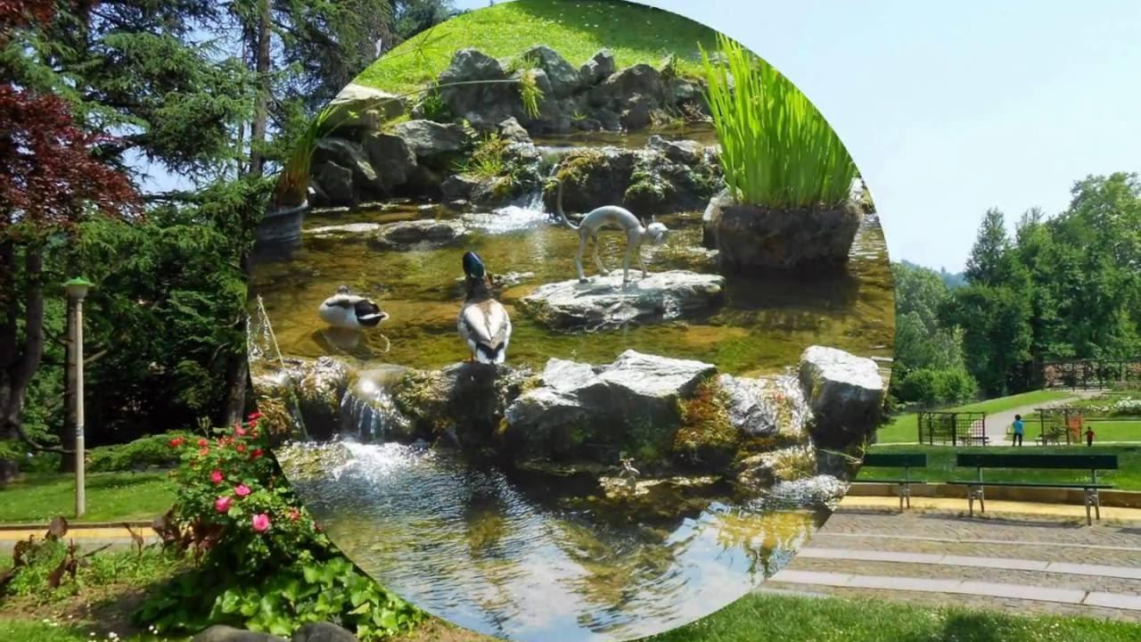 Torino il giardino roccioso parco del valentino youtube for Giardino roccioso piante