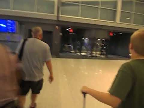 Walking Pass JetBlue Check in at Terminal 5 New Yorks(JFK) Airport