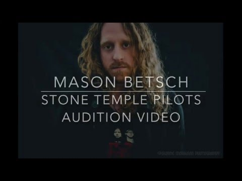 Stone Temple Pilots Singer Audition - Mason Betsch - Vasoline and Interstate Love Song