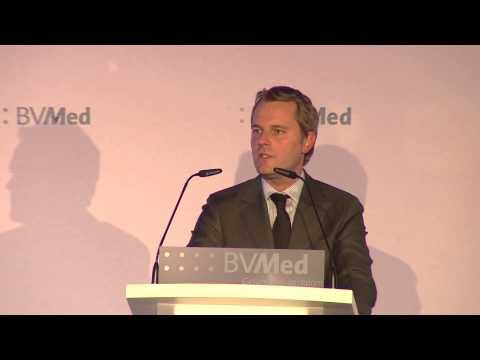 Daniel Bahr beim BVMed-Früh-Herbst-Treff