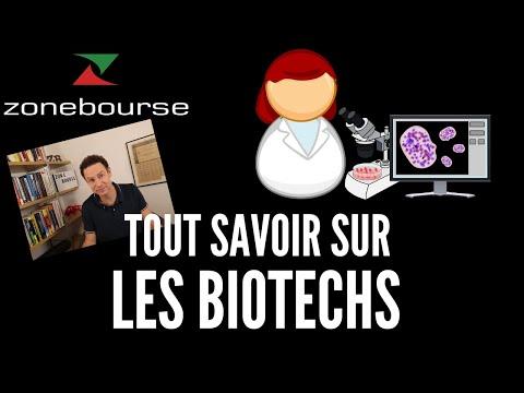 Tout savoir sur les biotechs