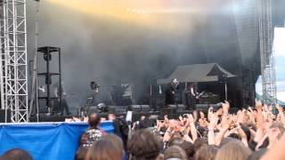 Powerwolf - Coleus Sanctus, live @ Masters of Rock, Vizovice 14.7.2013