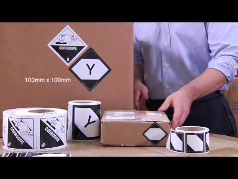 Limited Quantity Labels - Rules And Regulations | Presented By Labelmaster
