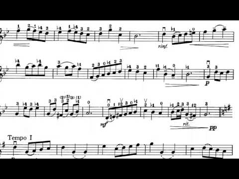 Minuet In G Bach Violin Sheet Music