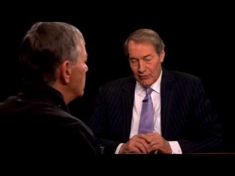 Larry Harvey interviewed by Charlie Rose