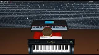 Eine Kleine Nachtmusik by: W.A. Mozart on a ROBLOX piano.