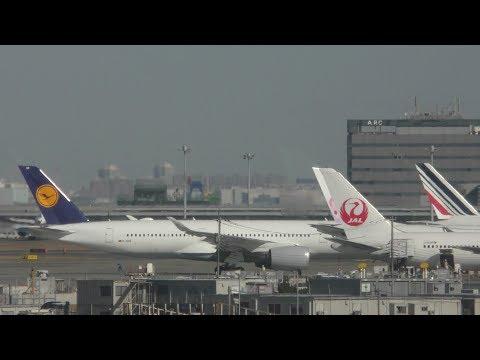 🔴 Tokyo Haneda Airport Live Stream With ATC 羽田空港