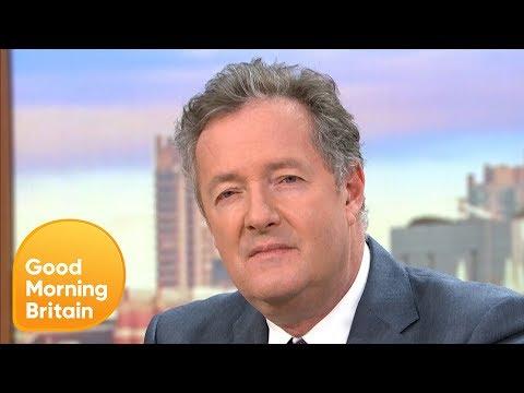 Piers Morgan to