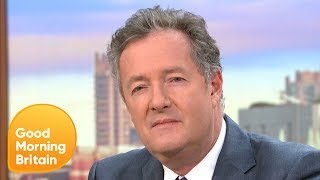 Piers Morgan to Take Over as Prime Minister? | Good Morning Britain