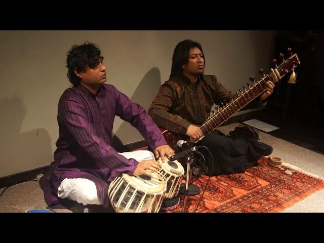 Concierto Shakir Kan & Vikas Tripathi en elcercano