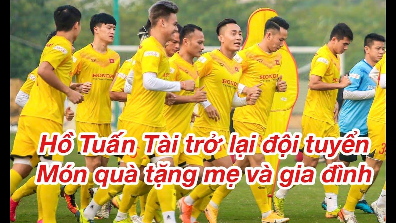 Trò chuyện cùng Hồ Tuấn Tài: Trở lại đội tuyển Việt Nam là món quà tặng mẹ lớn nhất