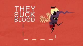 Отвратительный и смертоносный комар! Роза Eveleth #TED-Ed