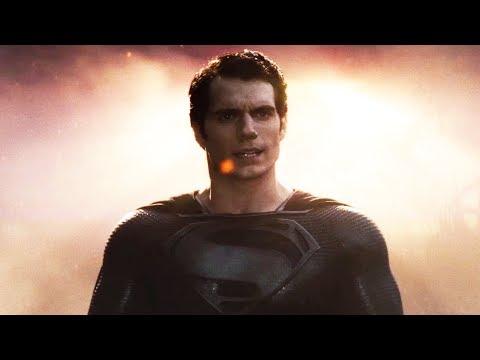 Black Superman Suit   Man of Steel [+Subtitles]