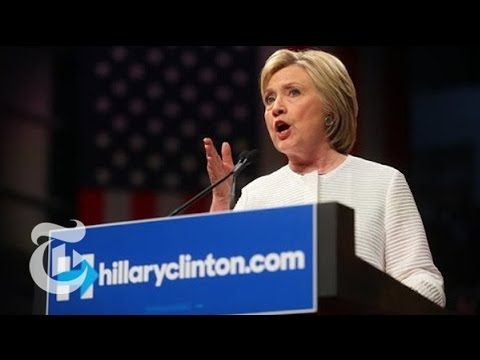 Hillary Clinton Speaks In Ohio After Orlando Shooting   The New York Times