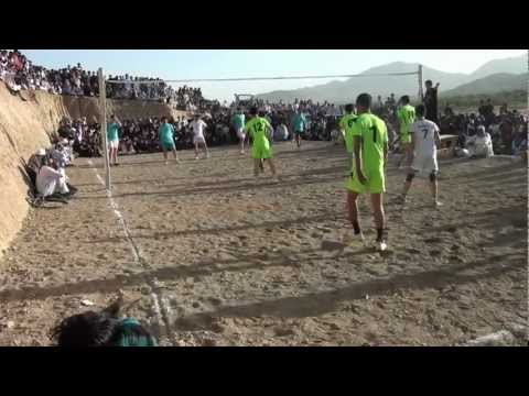 Ramazan final cup in Jaghori