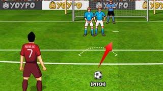 Brazil Penalty World Cup Full Gameplay Walkthrough