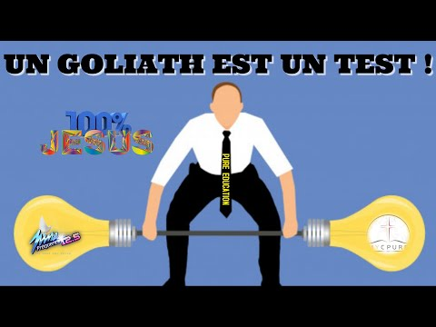 PURE EDUCATION   UN GOLIATH EST UN TEST!