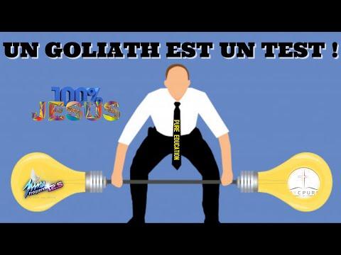 PURE EDUCATION   UN GOLIATH EST UN TEST!