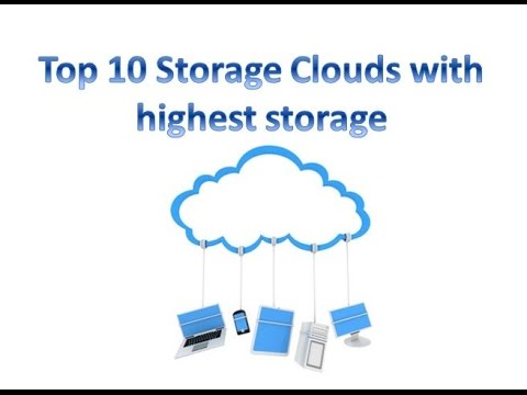 Top 10 Best Free Cloud Storage Services