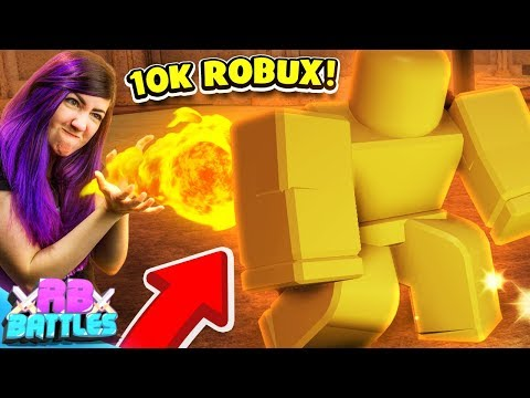 BECOME THE MASTER OF DUNGEON QUEST FOR 10,000 ROBUX! (Roblox Battles)