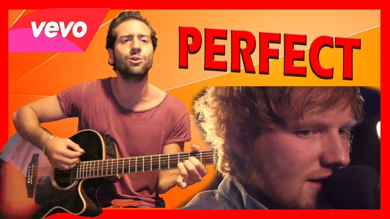accordi perfect ed sheeran skitarrate