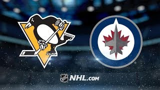 Pittsburgh Penguins vs Winnipeg Jets | Nov.27, 2018 | Game Highlights | NHL 2018/19 | Обзор Матча