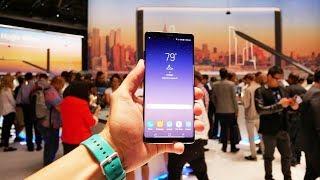 Первый обзор Samsung Galaxy Note 8