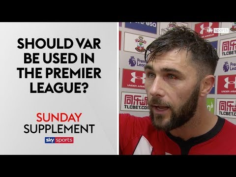 Should VAR be used in the Premier League after Charlie Austin's disallowed goal? | Sunday Supplement