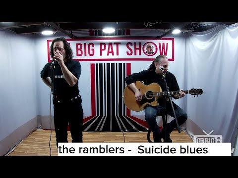 Les Sessions BigPatShow - The Ramblers (Suicide Blues) Mp3