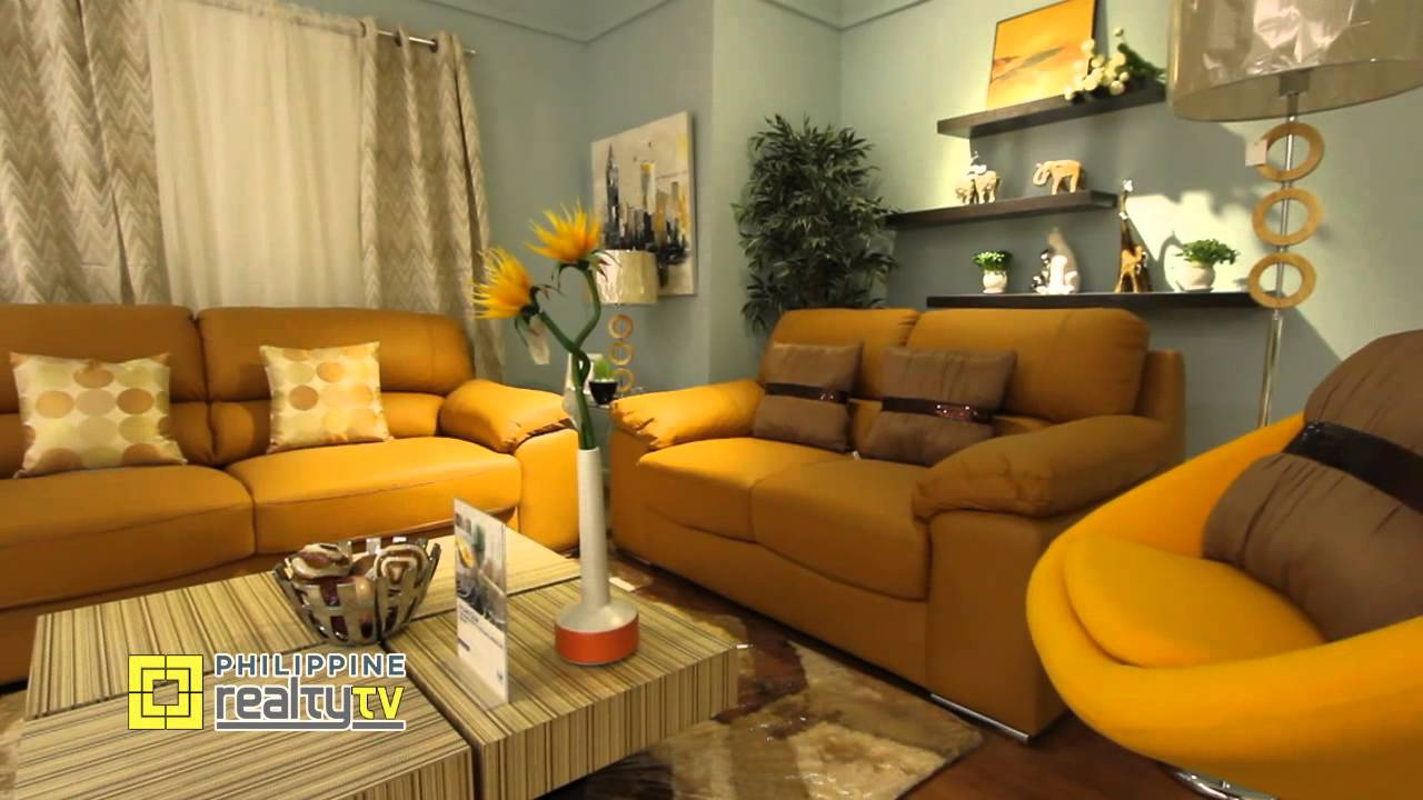 Mandaue foam tips on choosing furniture for the living - Small living room furniture for sale ...