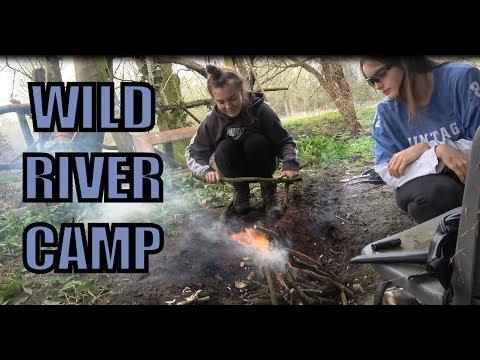 Wild Bushcraft Camp River Trip