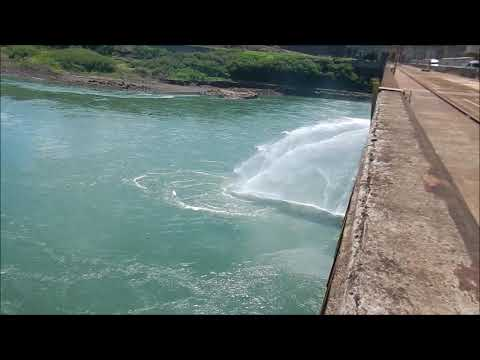 Tour of the Itaipu Hydroelectric Dam (Brazil/Paraguay Border)